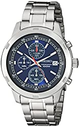 Seiko Chronograph Men's Quartz Watch SKS429