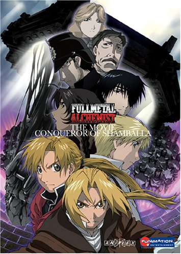 [MU] Fullmetal Alchemist the Movie streaming