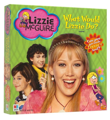 Lizzie McGuire: What Would Lizzie Do? Game - Buy Lizzie McGuire: What Would Lizzie Do? Game - Purchase Lizzie McGuire: What Would Lizzie Do? Game (Milton Bradley, Toys & Games,Categories,Games,Board Games)