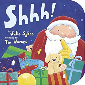 Shhh! (Storytime Board Books)