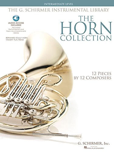 Horn Collection Intermediate Level CD
