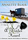 A Winter Heart, Sexy Amish Historical Novella