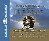 img - for James Earl Jones Reads the Bible-KJV-New Testament book / textbook / text book