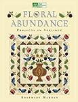 Floral Abundance: Applique Designs In...