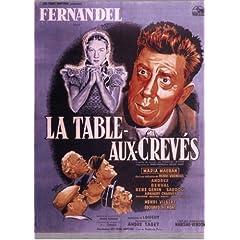 La table aux crevés - Henri Verneuil