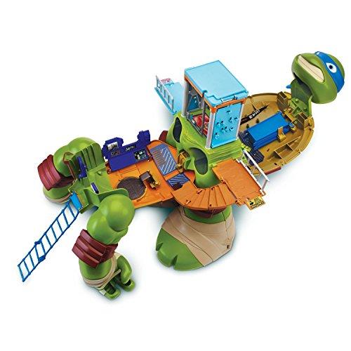 "Giochi Preziosi Playset Gigante Turtles Tartarughe Ninja Leonardo 24 "" (60 cm)"