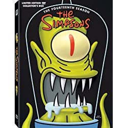 The Simpsons: The Fourteenth Season (Limited Collector's Edition with Molded Head)