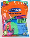 DenTek-Fun-Flossers-for-Kids-Wild-Fruit-Floss-PicksEasy-Grip-for-Kids75-Count
