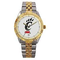 Cincinnati Bearcats Suntime Mens Executive Watch - NCAA College Athletics