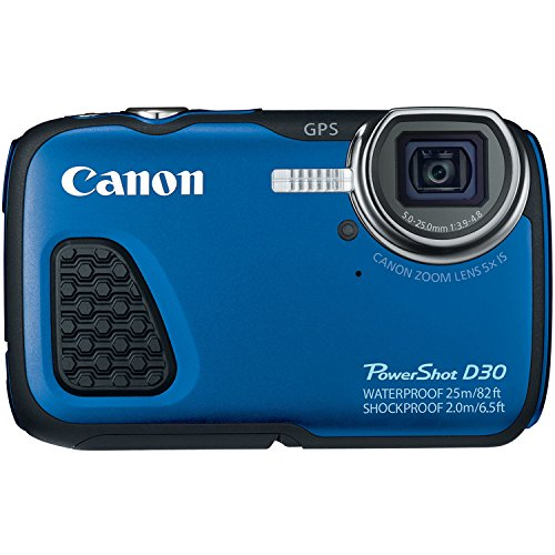 Canon-PowerShot-D30-Waterproof-Digital-Camera-Blue