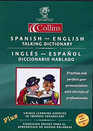 English/Spanish Talking Dictionary