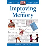Improving Your Memory (Essential Lifeskills)by David Thomas