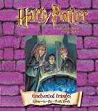 Image of Harry Potter and the Chamber of Secrets: Enchanted Images Glow in the Dark Book