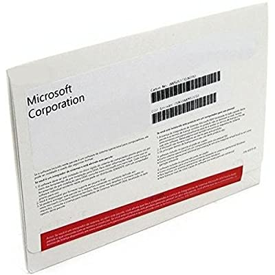 MS Windows 10 Pro 64 Bit OEM DVD