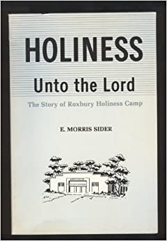 Holiness Unto the Lord: The Story - 20.6KB