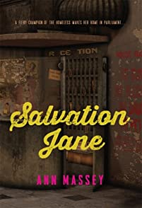 Salvation Jane: Political Conspiracy Thriller by Ann Massey ebook deal