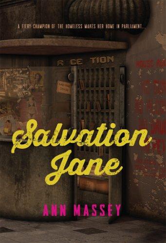 Salvation Jane by Ann Massey ebook deal