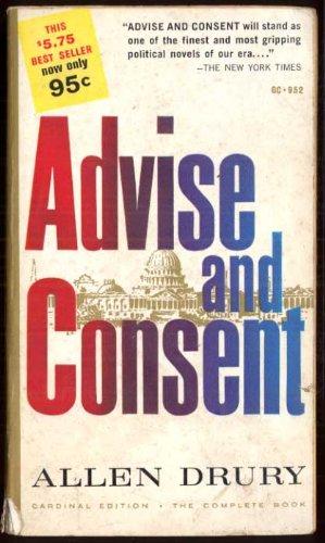 Advise and Consent, ALLEN DRURY