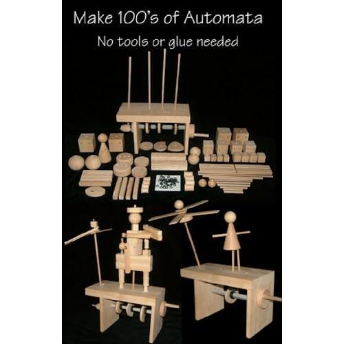 Amazon.com: Designing Automata Kit: Cabaret Mechanical Theatre