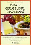 img - for Tabla de grasas buenas, grasas malas / Table of Good Fats, Bad Fats (Herakles) by Doris Fritzsche (2009-06-02) book / textbook / text book