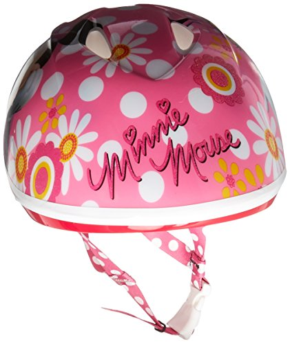 Bell Minnie Mouse Pretty in Polka Dots Toddler Helmet - 1
