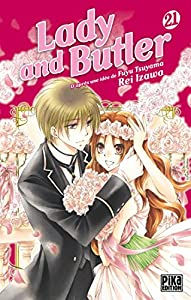 Lady and Butler Edition simple Tome 21