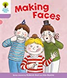 Making Faces. Roderick Hunt, Gill Howell (Ort More Patterned Stories)