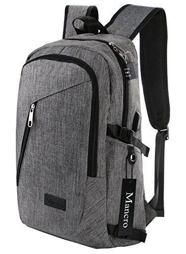 Anti-Theft-Business-Laptop-Backpack-with-USB-Charging-Port-Fits-UNDER-17-inch-Laptop-by-Mancro