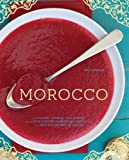 Book cover for Morocco: A Culinary Journey.