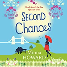 Second Chances Audiobook by Minna Howard Narrated by Jilly Bond