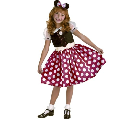 Minnie Mouse Child Costume - Kid's Costumes
