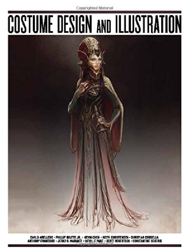 Costume Design & Illustration: for Film, Video Games and Animation by Design Studio Press