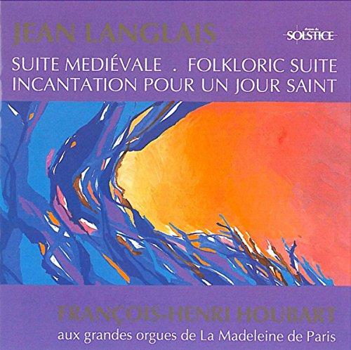 Folkloric Suite, Op. 77: V. Rhapsodie sur deux noëls