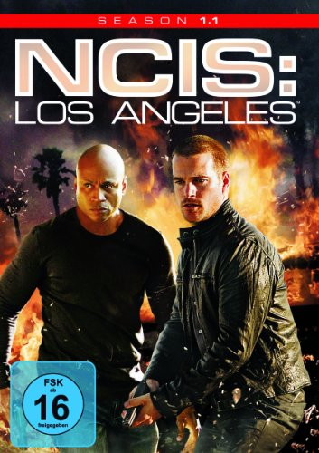 NCIS: Los Angeles - Season 1.1 [3 DVDs]