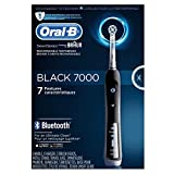 Oral-B Precision Black 7000 Rechargeable Electric Toothbrush (Packaging May Vary) cover image