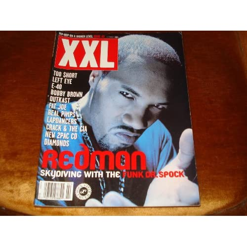 XXL MAGAZINE - D'ANGELO COVER (QUARTLY MAGAZINE) - 1998: HARRIS