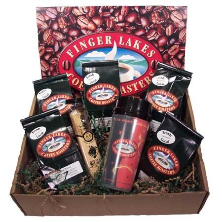 Finger Lakes Coffee Roasters Traveler Collection