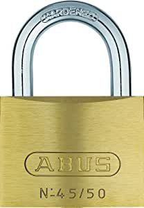 ABUS 200779 45/50 Cadenas en laiton à 5 clés - - Amazon.com