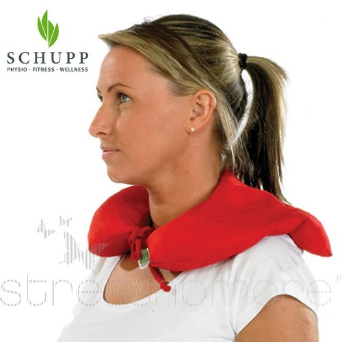 Schupp Cherry Stone Hot/Cold Pack- Neck & Shoulders