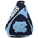 NCAA North Carolina Tar Heels Slingback Sling Bag, Navy