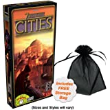 Amazon.com: 7 Wonders Cities: Toys & Games
