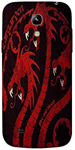 Timpax protective Armor Hard Bumper Back Case Cover. Multicolor printed on 3 Dimensional case with latest & finest graphic design art. Compatible with Samsung I9190 Galaxy S4 mini Design No : TDZ-23702