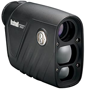 Bushnell Sport 850 4x 20mm 1-Button Operation Compact Laser Rangefinder by Bushnell