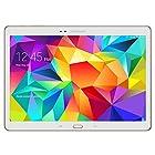 Samsung Galaxy Tab S 10.5 Tablet (16 GB, SM-T800, Dazzling White)