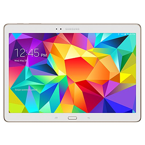 Samsung Galaxy Tab S 10.5-Inch Tablet (16 GB, Dazzling White) (Samsung Galaxy S5 Android compare prices)
