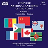 Various National Anthems of the World, Vol.2
