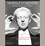 Leopold Stokowski - with the All-American Youth Orchestra & the Hollywood Bowl Symphony Orchestra