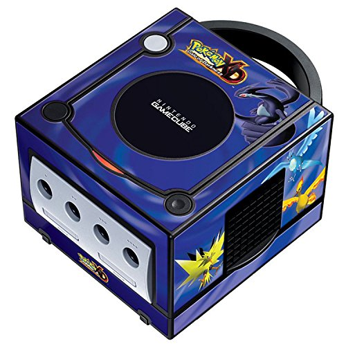 Gamecube with Pokemon XD Skin (Gamecube Pokemon Console compare prices)