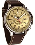 """Automatic Military Flier watch """"Retro Look""""luminous dial A1382"""