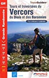 echange, troc FFRP - Tours et traversées du Vercors, du Diois et des Baronnies